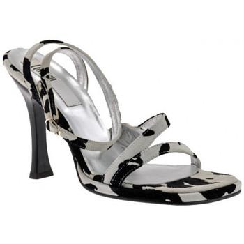 Boty Ženy Sandály No End  Bílá