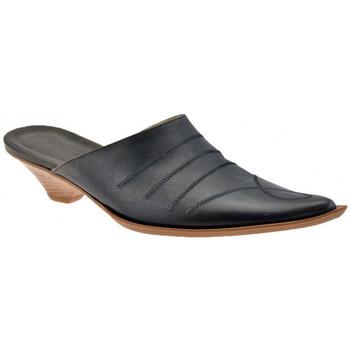 Boty Ženy Pantofle No End  Černá