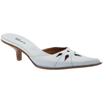 Boty Ženy Pantofle No End  Bílá