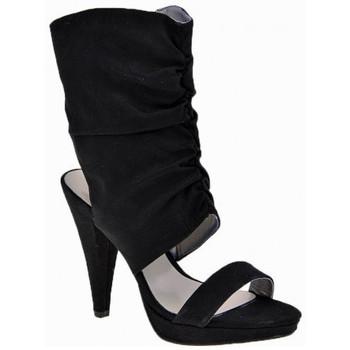 Boty Ženy Sandály Chedivé  Černá