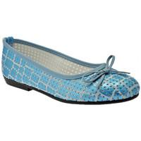 Boty Ženy Baleríny  Chedivé  Modrá