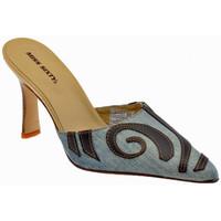 Boty Ženy Pantofle Miss Sixty  Modrá