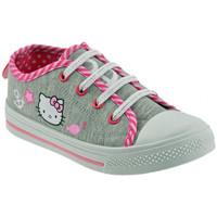 Boty Děti Nízké tenisky Hello Kitty  Šedá
