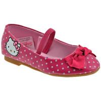 Boty Dívčí Baleríny  Hello Kitty  Růžová