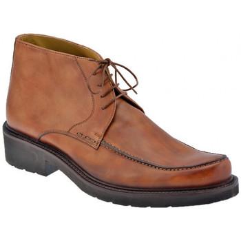 Boty Muži Kotníkové boty Lancio  Hnědá