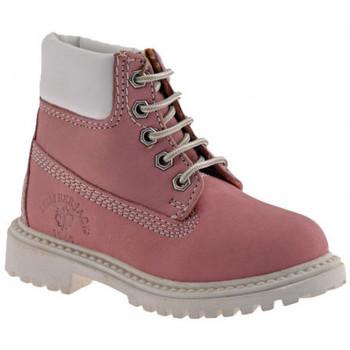 Boty Dívčí Kotníkové boty Lumberjack  Růžová
