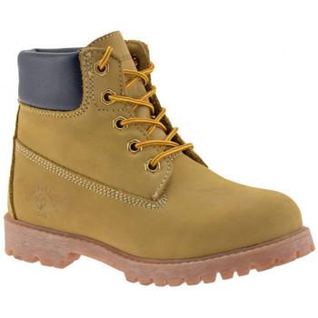 Boty Dívčí Kotníkové boty Lumberjack  Žlutá