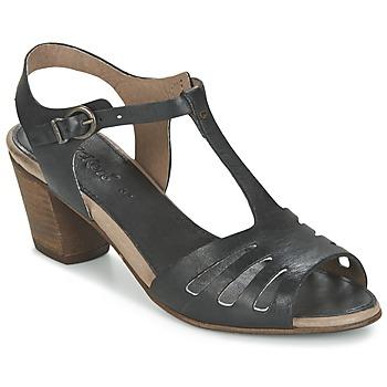 Boty Ženy Sandály Kickers SEATTLE Černá