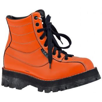 Boty Ženy Kotníkové boty Cult  Oranžová