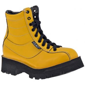 Boty Ženy Kotníkové boty Cult  Žlutá