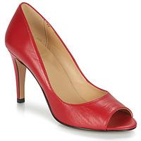 Boty Ženy Lodičky Betty London EMANA Červená