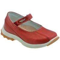 Boty Děti Baleríny  Primigi  Červená