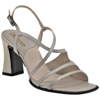 Boty Ženy Sandály Enrico Del Gatto  Béžová