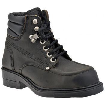 Boty Muži Kotníkové boty Stone Haven  Černá