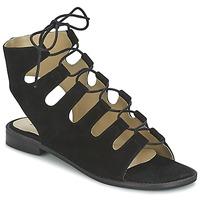 Boty Ženy Sandály Betty London EBITUNE Černá