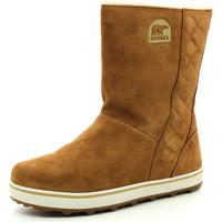 Boty Ženy Kotníkové boty Sorel Glacy Elk