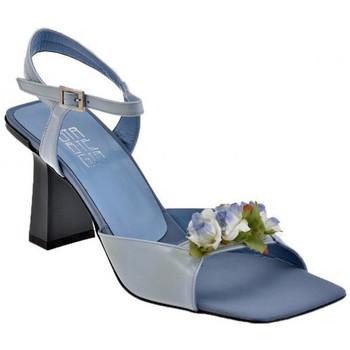 Boty Ženy Sandály Strategia  Modrá