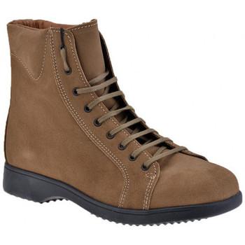 Boty Ženy Kotníkové boty C.p. Company  Béžová