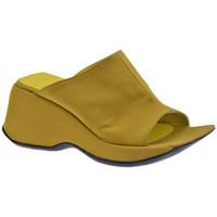 Boty Ženy Pantofle Now  Hnědá