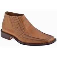 Boty Muži Kotníkové boty Nicola Barbato  Šedá