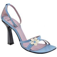 Boty Ženy Sandály Josephine  Modrá