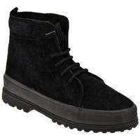Boty Chlapecké Zimní boty Superga  Černá