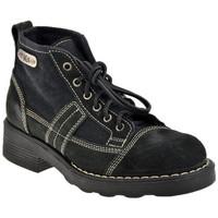 Boty Ženy Kotníkové boty Tks  Černá
