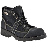Boty Muži Kotníkové boty Tks  Černá