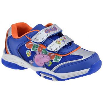 Boty Děti Nízké tenisky Peppa Pig  Modrá