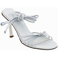 Boty Ženy Sandály Dalè  Bílá