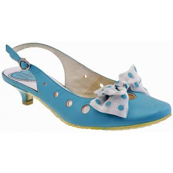 Boty Ženy Sandály Dalè  Modrá