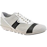 Boty Muži Nízké tenisky OXS  Bílá