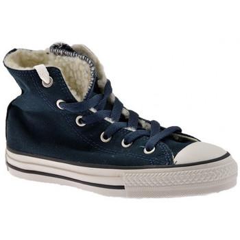 Boty Děti Kotníkové tenisky Converse  Modrá