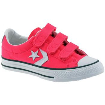 Boty Děti Nízké tenisky Converse  Růžová