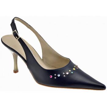 Boty Ženy Pantofle Onde Piane  Modrá