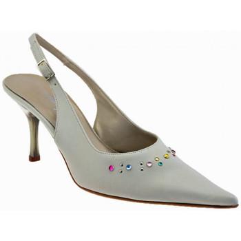 Boty Ženy Pantofle Onde Piane  Bílá