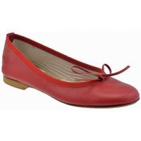 Boty Ženy Baleríny  Keys  Červená