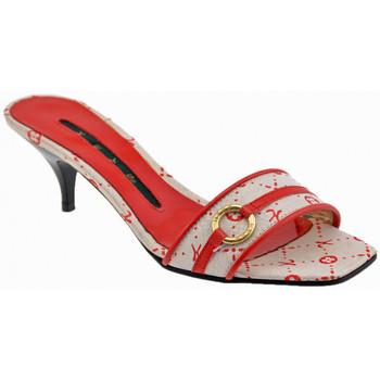 Boty Ženy Dřeváky Keys  Červená