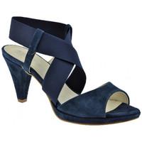 Boty Ženy Sandály Keys  Modrá