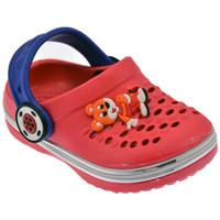Boty Děti Pantofle De Fonseca  Červená