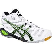 Boty Muži Multifunkční sportovní obuv Asics Gel Sensei 4 MT Bílé, Šedé, Zelené