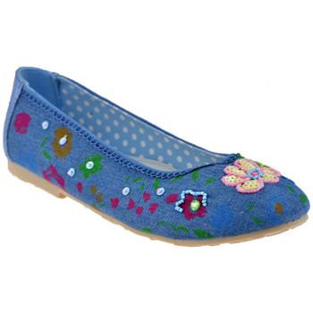 Boty Děti Baleríny  Lulu  Modrá