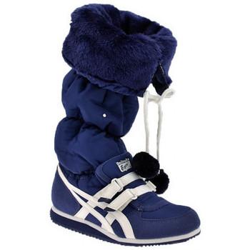 Boty Děti Zimní boty Onitsuka Tiger  Modrá