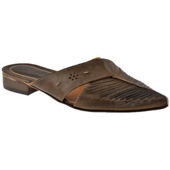 Boty Ženy Pantofle Progetto  Zelená