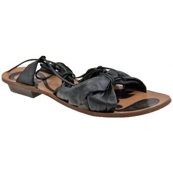 Boty Ženy Sandály Progetto  Černá