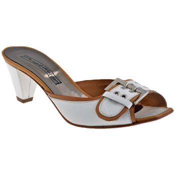 Boty Ženy Sandály Progetto  Bílá
