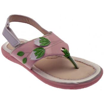 Boty Dívčí Sandály Inblu  Růžová