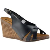 Boty Ženy Sandály Inblu  Černá