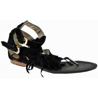 Boty Ženy Sandály Swish  Černá
