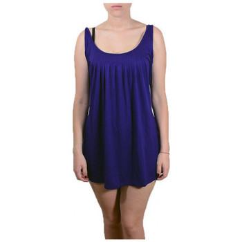 Textil Ženy Trička s krátkým rukávem Datch  Fialová